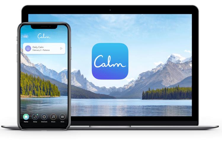 Calmってどんなアプリ?