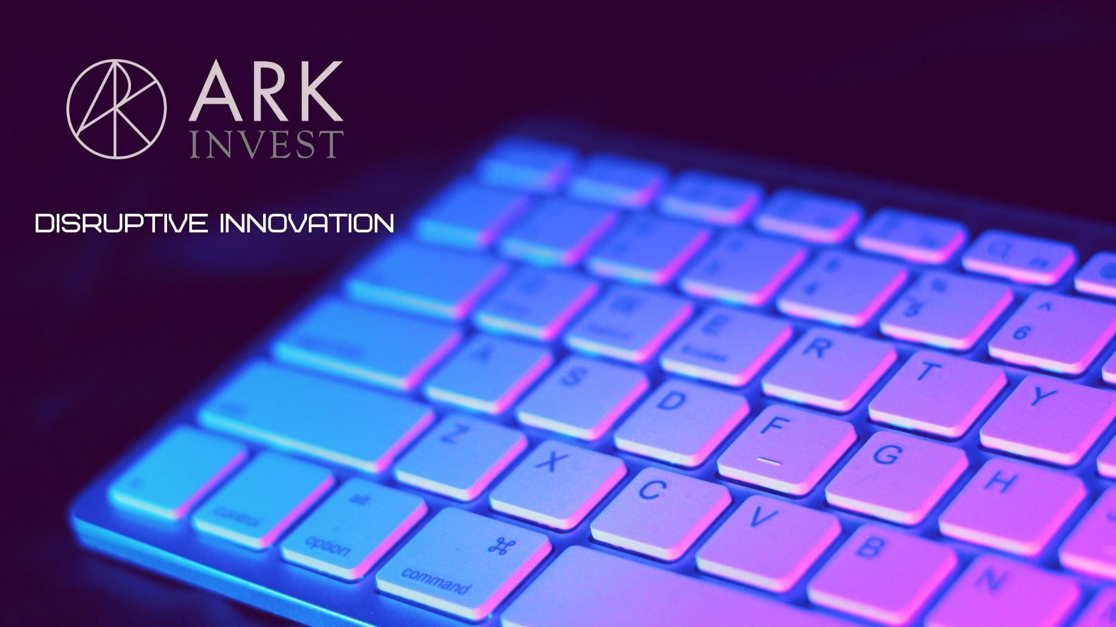 【米国株の話】ARK社のETFとは?【破壊的イノベーション】