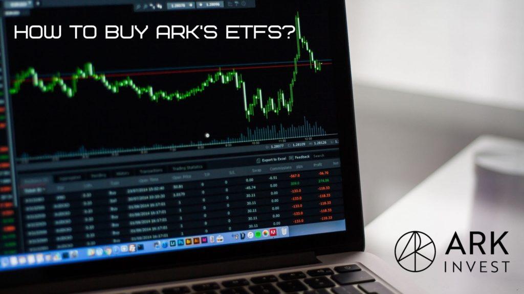 ARK社のETFの買い方とは?