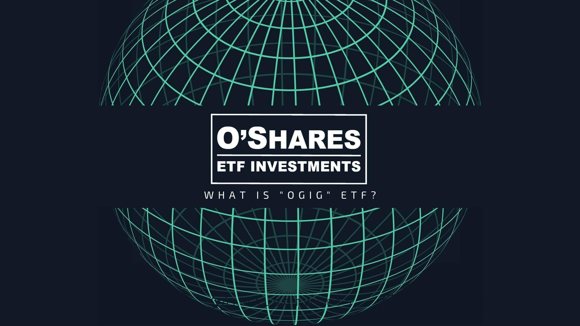 【米国株投資】O'SharesのOGIGとは?【68%成長ETF!】