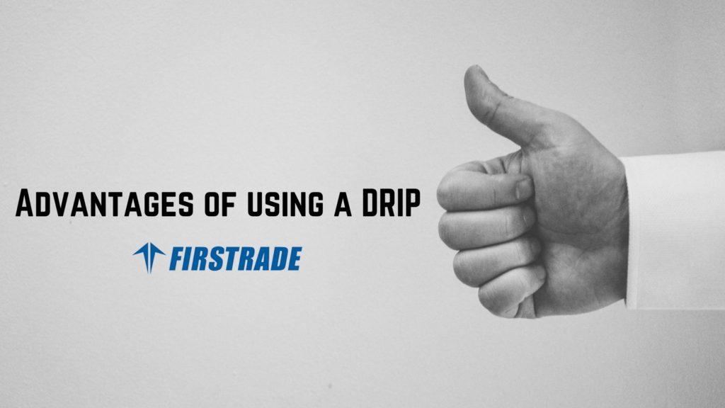 FirstradeのDRIPのメリット