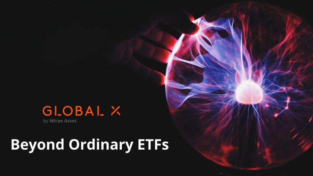 グローバルXのETF銘柄紹介