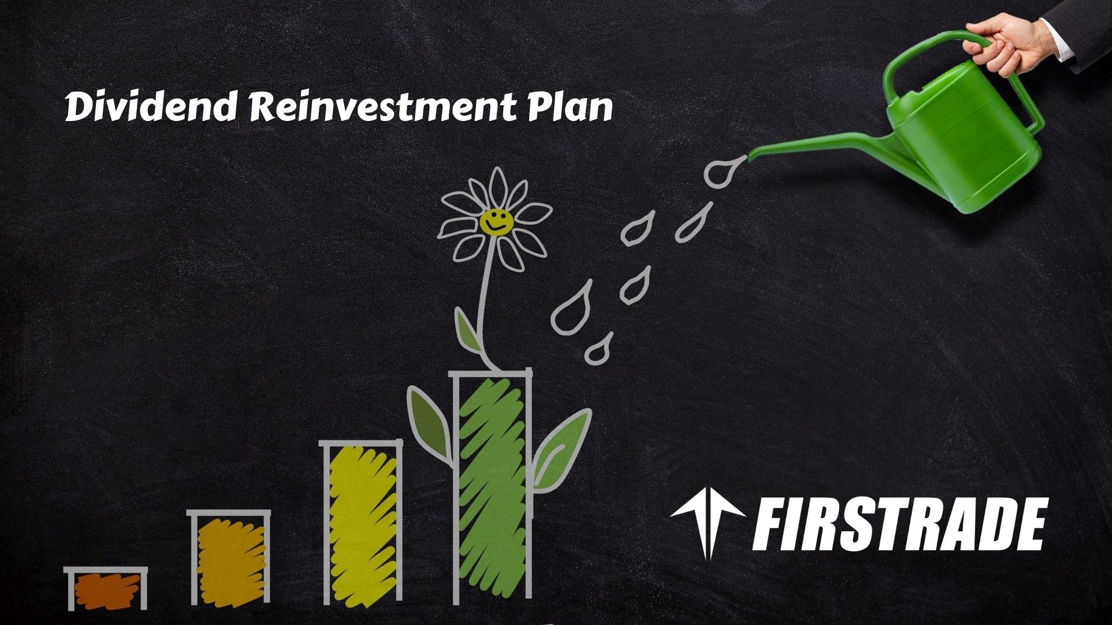 【手数料無料】FirstradeのDRIP設定で簡単配当再投資!