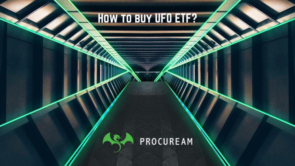 UFOのETFを買う方法とは?