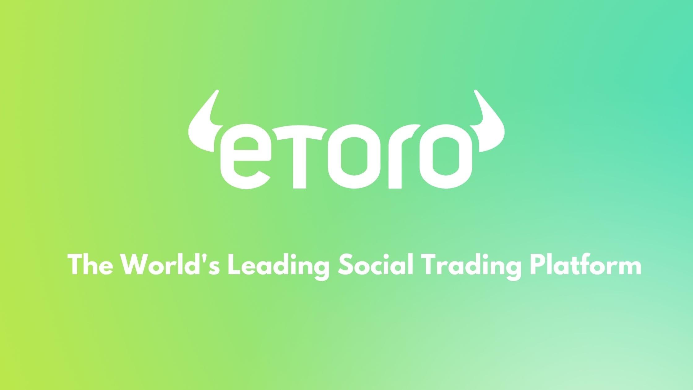【海外在住投資家向け】eToroのプラットフォームで米国株に投資!