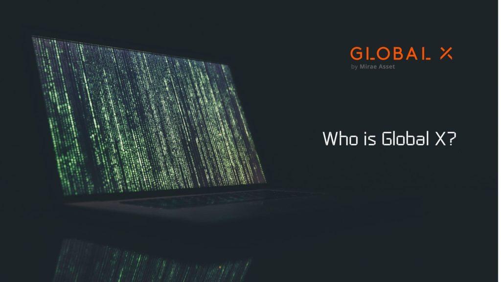 グローバルXってどんな会社?