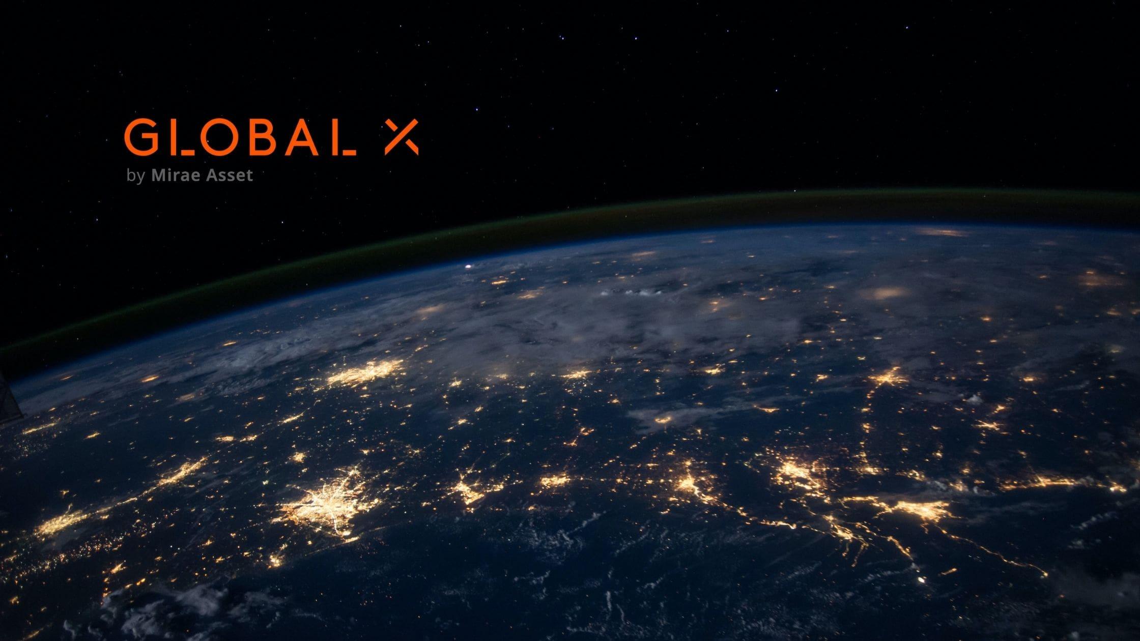 【テーマ型ETFで注目!】グローバルXってどんな会社?