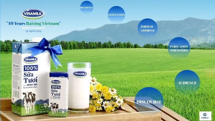 Vietnam Dairy Products JSC