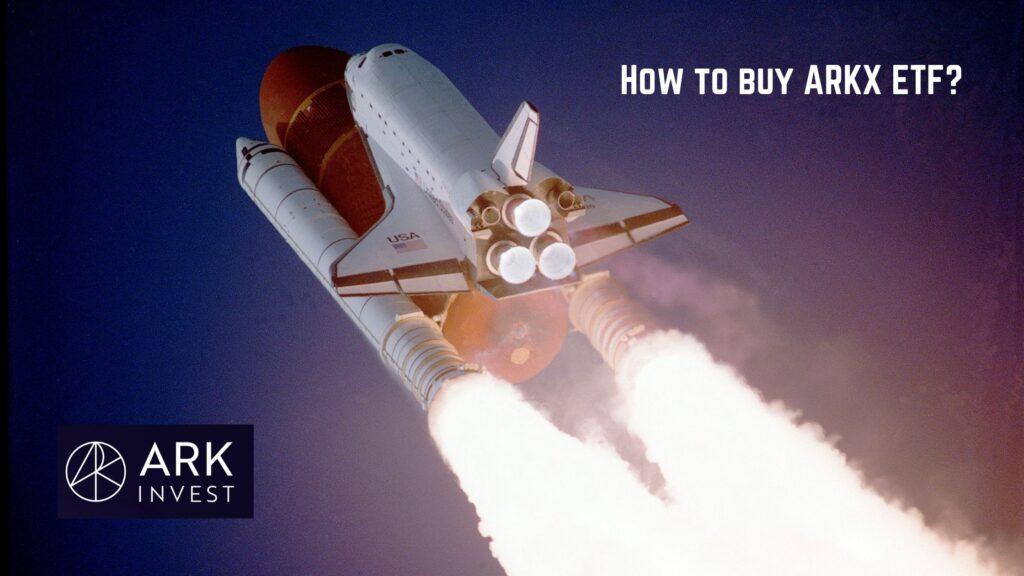 ARKXの買い方とは?