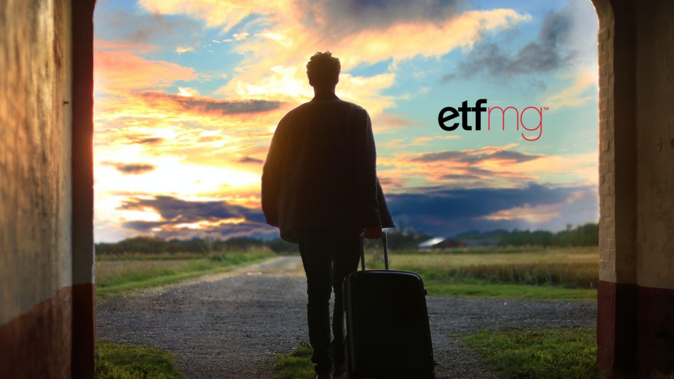 【ポストコロナ】旅行系テック企業を集めたETFのAWAYとは?