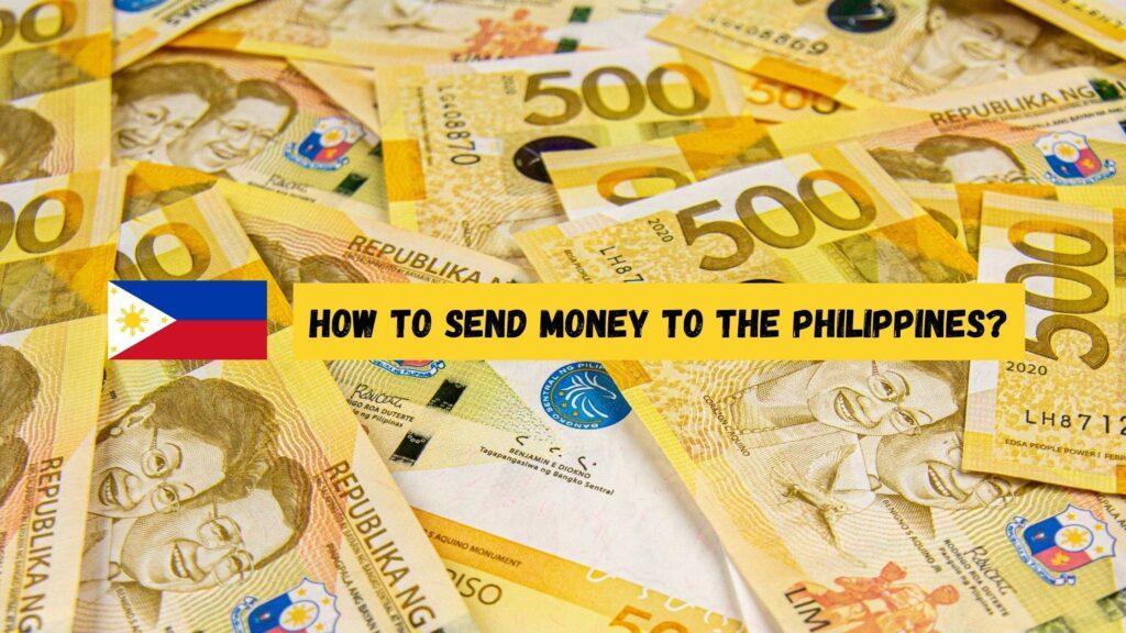 フィリピンへの送金方法とは?