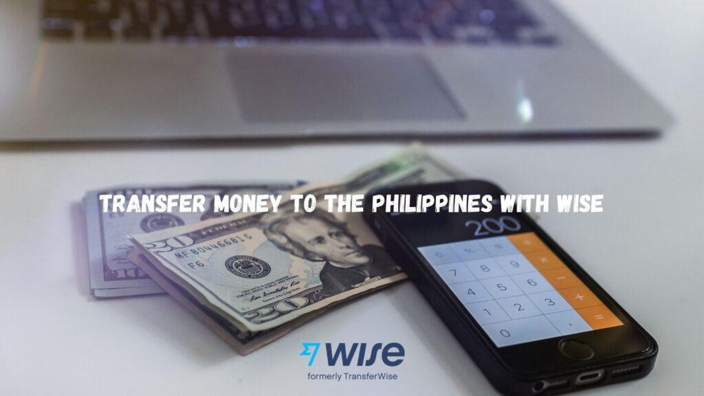 Wiseを使ってフィリピンへの送金をしてみる