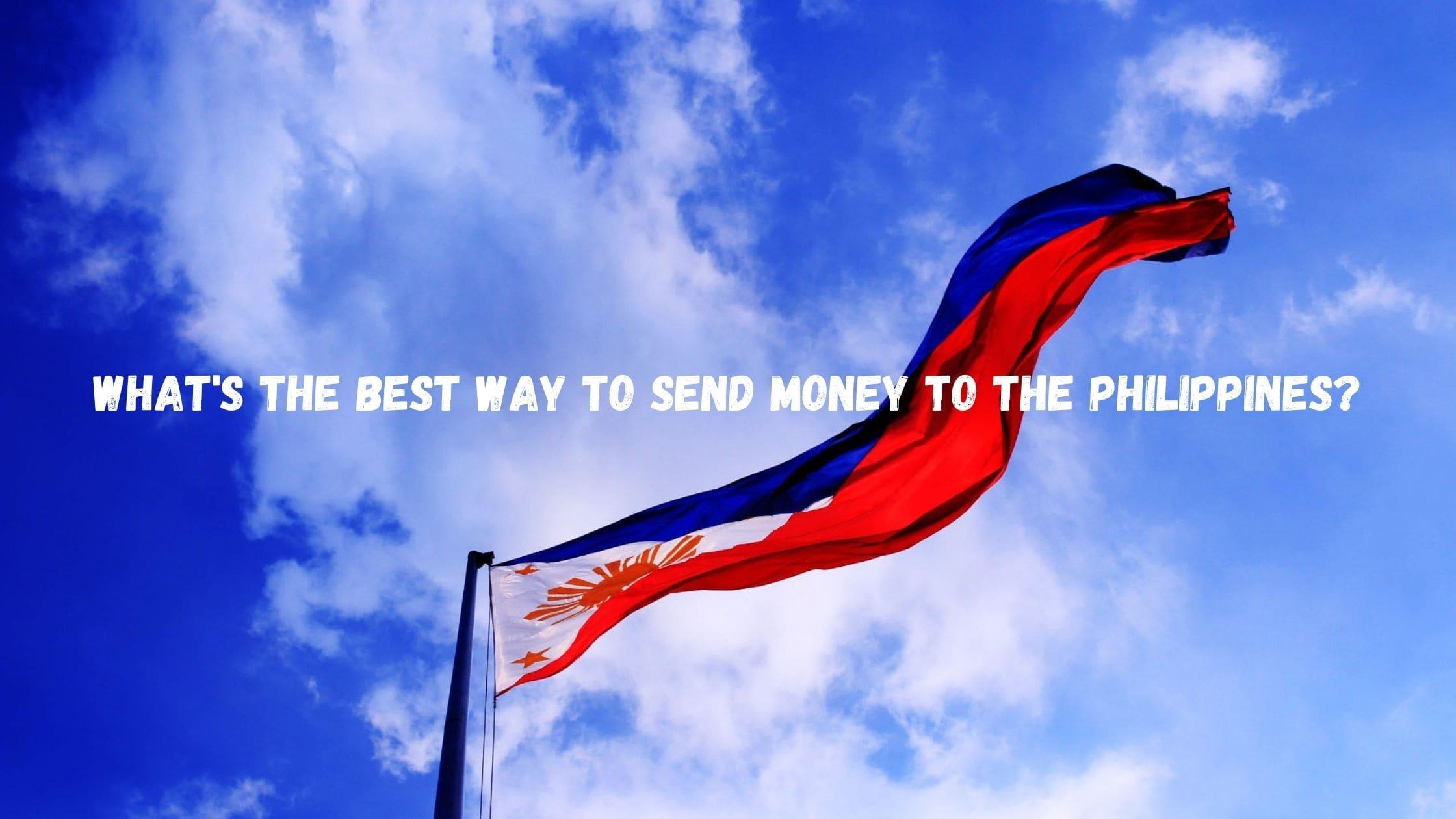 【早い・安い・簡単】フィリピンへの送金で一番お得な方法とは?