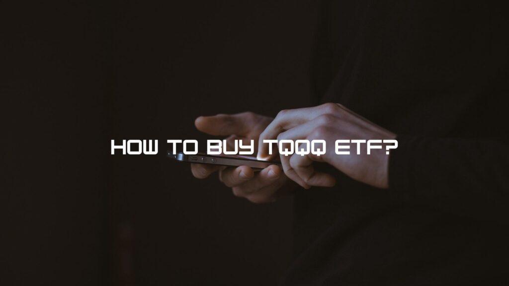 TQQQの購入方法とは?