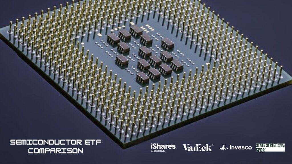 5年で300%!人気の半導体ETF4選