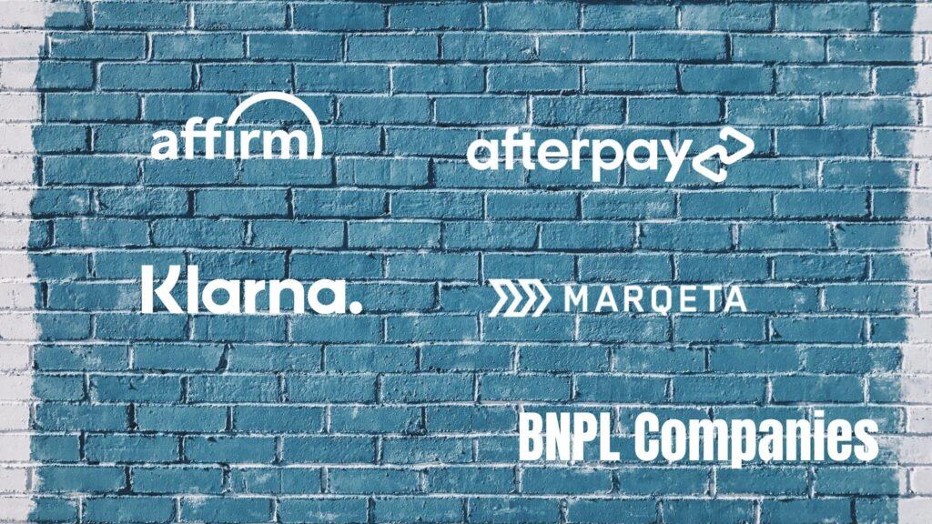 BNPLを代表する企業