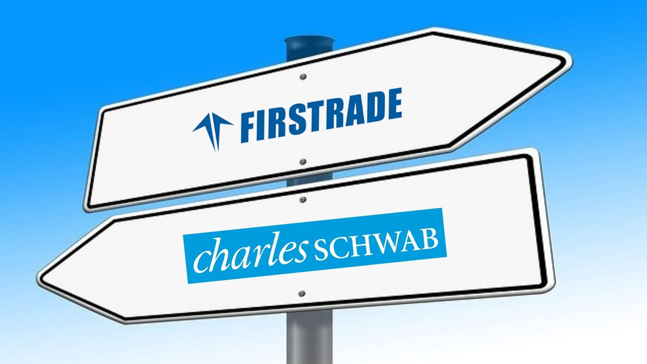 FirstradeからCharles Schwabへ移管してみた