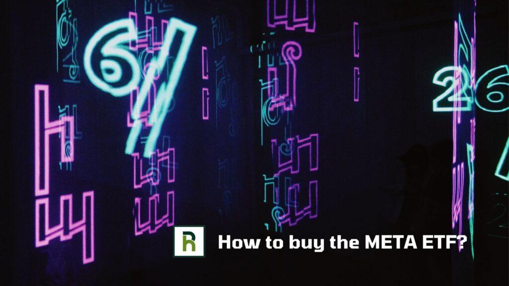 メタバースETFの買い方とは?