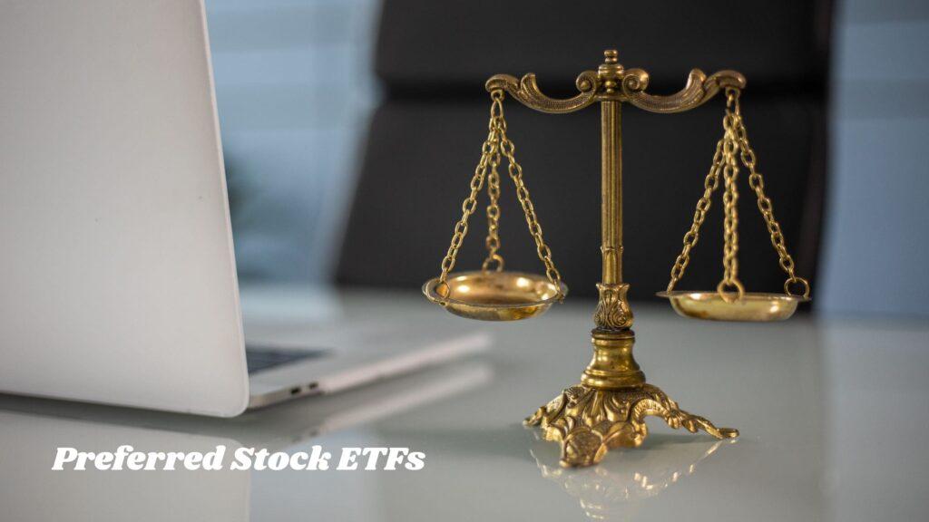 優先株ETF4銘柄の紹介