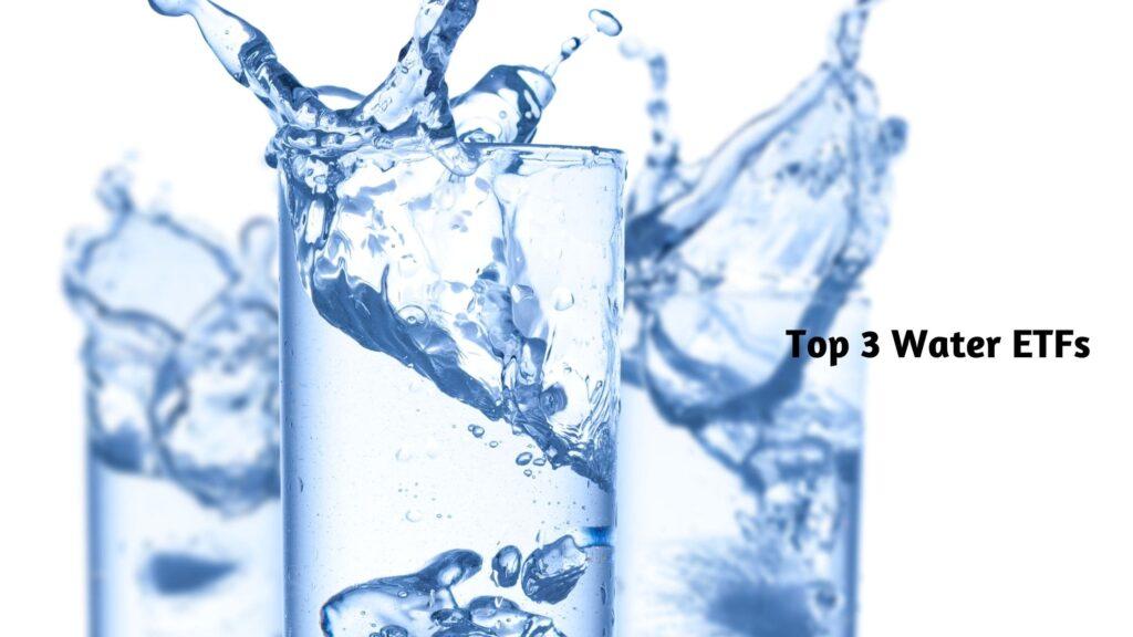 水に投資できるETFトップ3