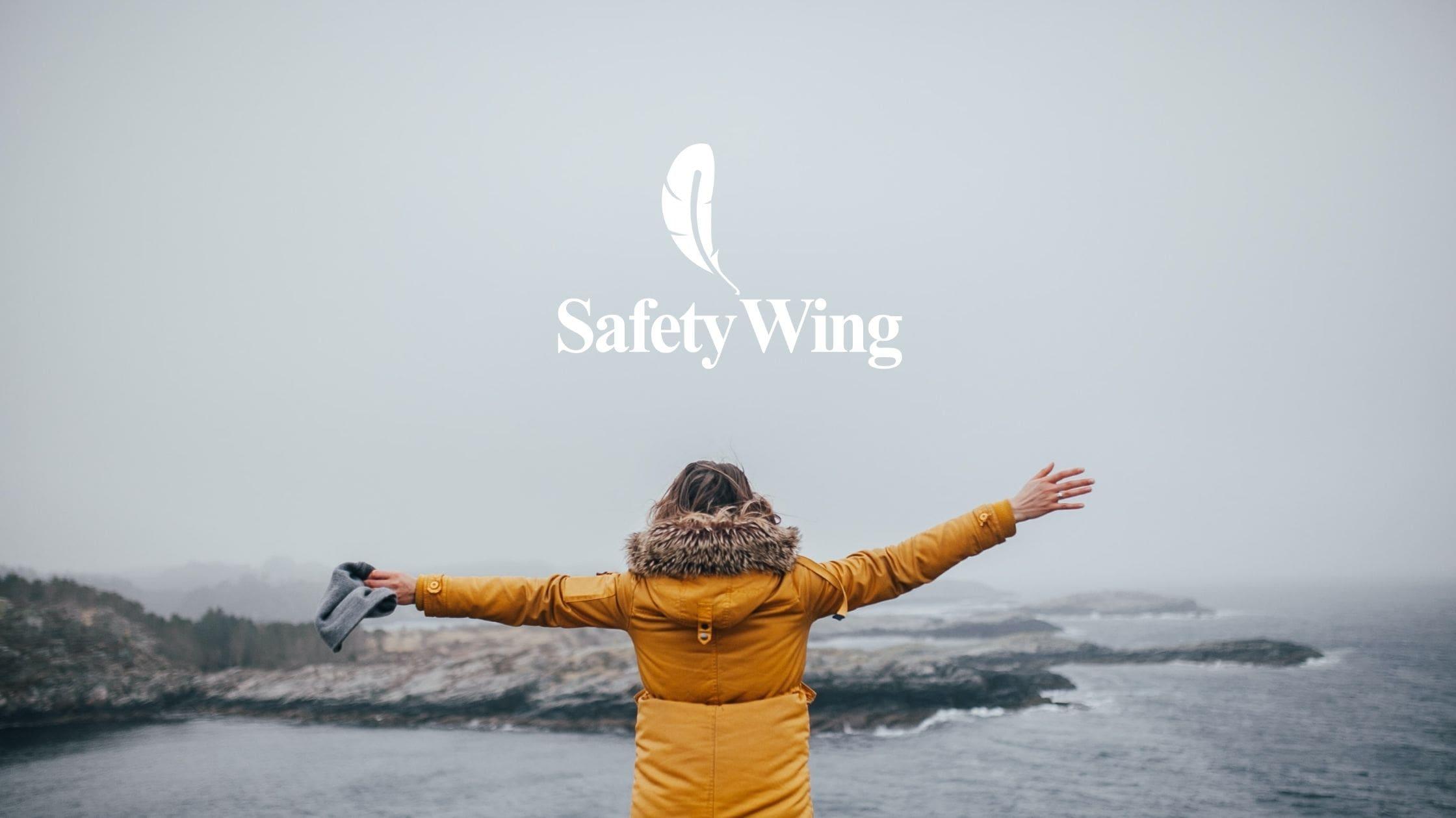 【ノマド保険】海外医療保険を提供するSafetyWingとは?