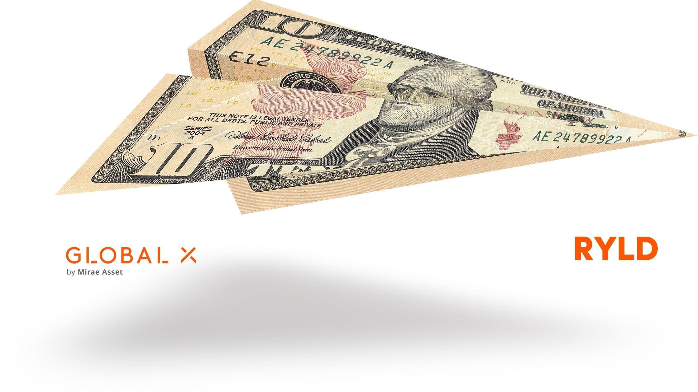 【高配当ETF】配当利回り10%超えのRYLDってどんなETF?